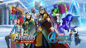 A-Force Special Event