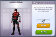 Armored Daredevil