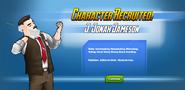 Character Recruited! J. Jonah Jameson
