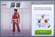 Kung Fu Falcon