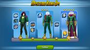 Mysterio Ranks