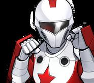 Crimson Dynamo Rank 3