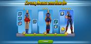 Captain America 2099 Ranks