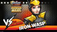 Iron Wasp Armor Wars