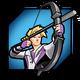 Hawkeye-I Love Arrows