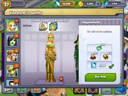 Golden Goddess Enchantress