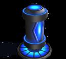 Blue Gamma Emitter