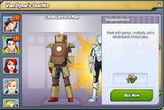 Cardboard Iron Man