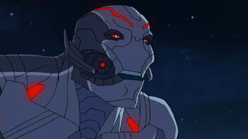 Ultron revolution ultron