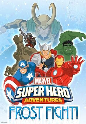 Marvel Super Hero Adventures Frost Fight 0001