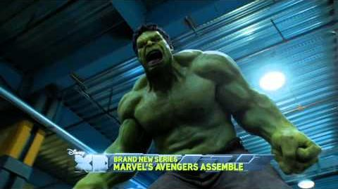 Premieres July 7th - Marvel's Avengers Assemble - Disney XD Official