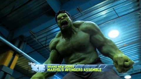Premieres July 7th - Marvel's Avengers Assemble - Disney XD Official