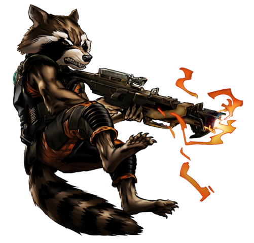File:Guardian Rocket Raccoon Portrait Art.png