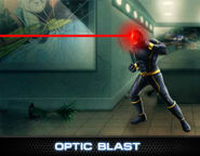Cyclops Level 1 Ability