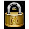 Locked Large