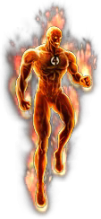 Human Torch-Classic