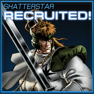 Shatterstar Recruited