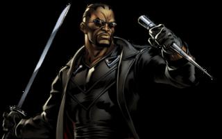 Blade Dialogue 1