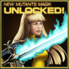 Magik New Mutants Unlocked
