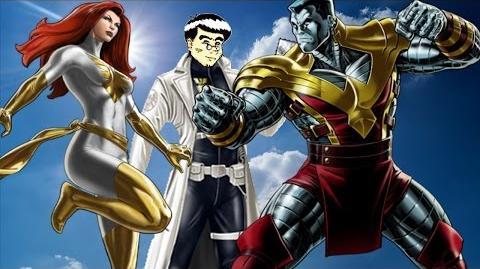 PVP 26 Colossus Phoenix. Marvel Avengers Alliance Agent Agente ANNHE Friki.