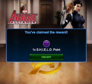SHIELD Point Free