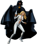Cloak and Dagger Portrait Art
