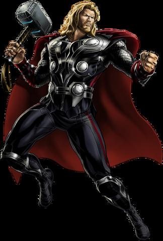 File:Avengers Thor Portrait Art.png
