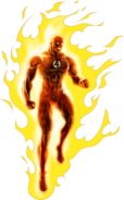 Human Torch-Classic-iOS
