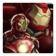 Iron Man Icon Large 5