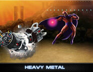 Magneto Level 2 Ability
