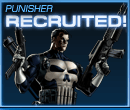 Punisher Recruited Old