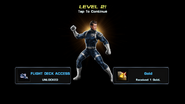 Agent Leveled Up Android Screenshot