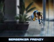 Wolverine Level 2 Ability