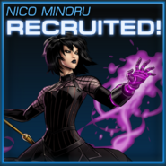 Nico Minoru Recruited