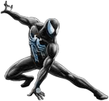 Spider-Man-Black Suit