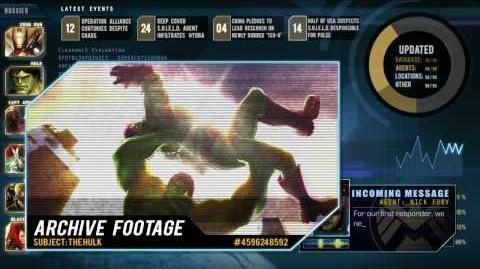 Marvel XP Briefing 3