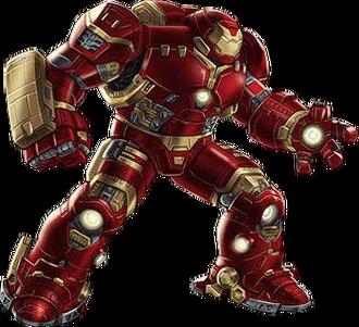 Iron Man-Hulkbuster