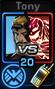Group Boss Versus Zzzax (Blaster)