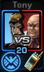 Group Boss Versus Kingpin (Blaster)