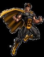 Marvel NOW Hyperion Portrait Art