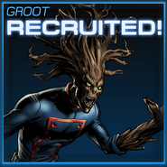 Groot Recruited