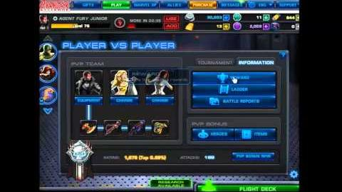 PVP Tips - Marvel Avengers Alliance Review
