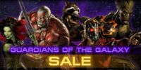 Guardians of the Galaxy Sale