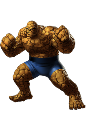Thing Marvel XP