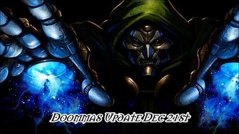 Doommas Update Dec 21