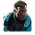 Blue Marvel Icon 1