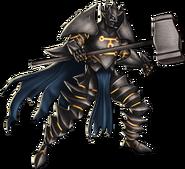 Black Knight-Mokk