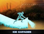 Iceman Level 2 Ability