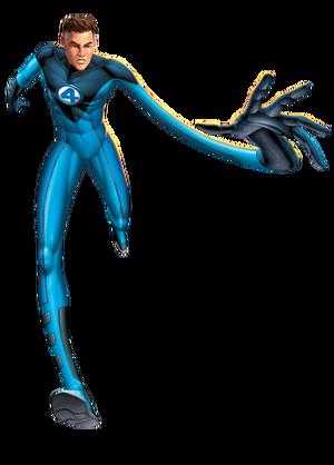Mr. Fantastic Marvel XP