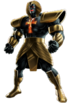 Living Monolith Marvel XP